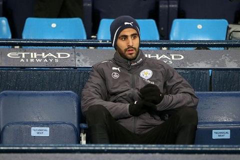 Mahrez duoc chao don tro lai Leicester
