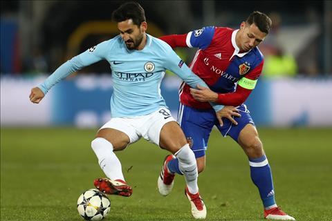 Basel 0-4 Man City Day! Thong diep cho ca chau Au hinh anh