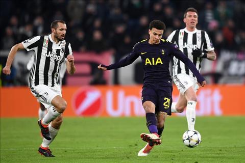 Juventus 2-2 Tottenham Trong choai nay da thanh trong chien hinh anh 2