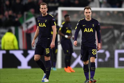 Juventus 2-2 Tottenham Trong choai nay da thanh trong chien hinh anh