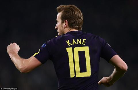 Nhung thong ke khong the bo qua tran Juventus 2-2 Tottenham hinh anh