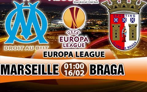 Nhan dinh Marseille vs Braga 01h00 ngay 162 (Europa League 201718) hinh anh