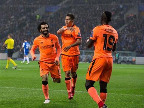Porto 0-5 Liverpool