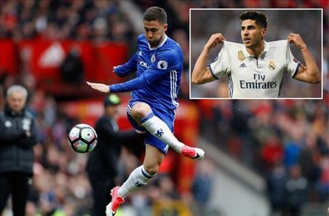 De co Hazard, Real san sang nha sao tre cho Chelsea hinh anh