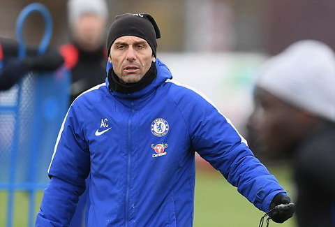 Chelsea tro lai, Conte khang dinh tuong lai hinh anh