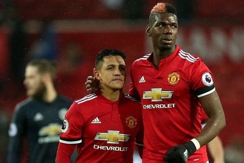 Goc nhin Giua Sanchez va Pogba, Mourinho phai chon hinh anh 2