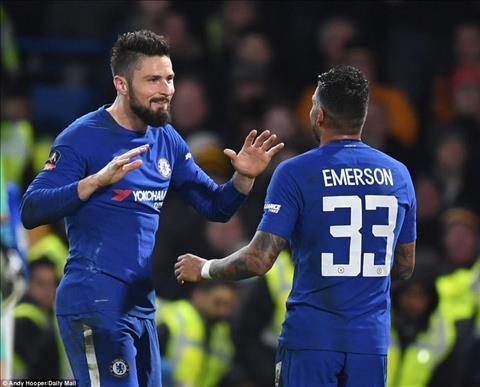 Giroud co ban thang dau tien cho Chelsea