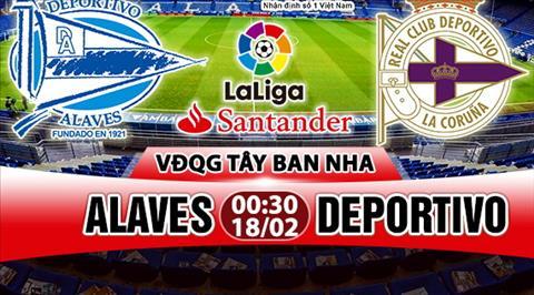 Nhan dinh Alaves vs Deportivo 00h30 ngay 182 (La Liga 201718) hinh anh