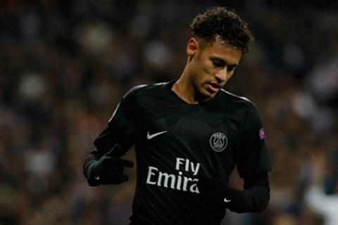 MU quyet qua mat Real Madrid vu Neymar hinh anh