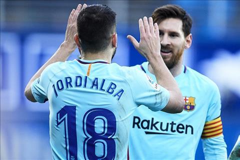 Du am Eibar 0-2 Barca Voi Messilona, chi choi hay la chua du hinh anh 2