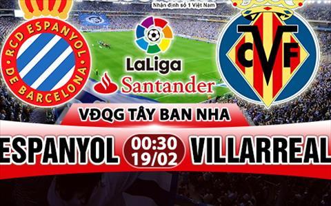 Nhan dinh Espanyol vs Villarreal 00h30 ngay 192 (La Liga 201718) hinh anh