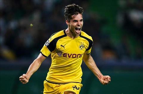MU và Man City chú ý Julian Weigl muốn rời Dortmund hình ảnh
