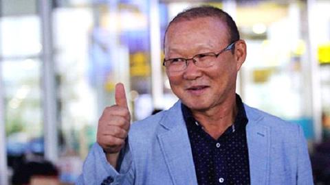 HLV Park Hang Seo se nghi Tet den ram thang Gieng.