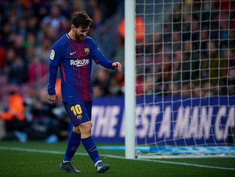 Messi la su khac biet giua Barcelona va Chelsea hinh anh