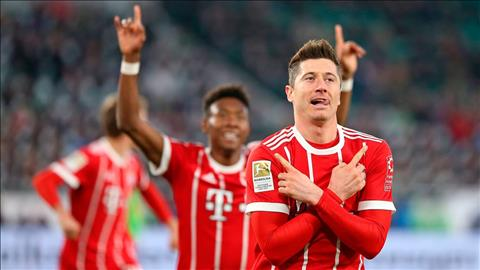 Wolfsburg 1-2 Bayern Munich: Chien thang nghet tho