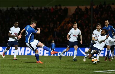 Rochdale 2-2 Tottenham