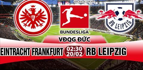 Nhan dinh Frankfurt vs Leipzig 2h30 ngay 202 (Bundesliga 201718) hinh anh