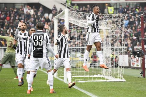 Tong hop Torino 0-1 Juventus (Vong 25 Serie A 201718) hinh anh