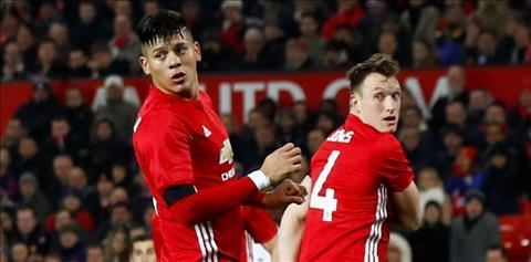 Sevilla vs MU Jones va Rojo khong the ra san vi chan thuong hinh anh