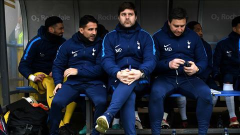 Pochettino khong ngac nhien khi Tottenham bi nhuoc tieu cam hoa hinh anh
