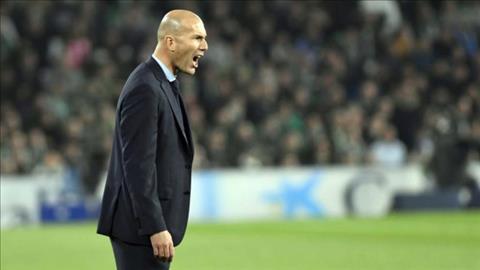 HLV Zidane truoc tran Juventus vs Real Madrid than trong hinh anh