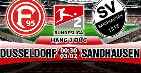 Nhan dinh Dusseldorf vs Sandhausen 00h30 ngay 32 (Hang 2 Duc) hinh anh