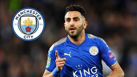 Tien ve Riyad Mahrez bi Leicester phat nang hinh anh