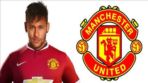 Day! Ly do MU co the gay soc vu Neymar hinh anh