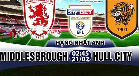Nhan dinh Middlesbrough vs Hull 02h45 ngay 212 (Hang Nhat Anh) hinh anh