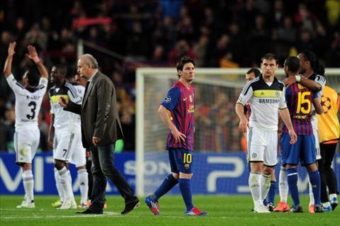 Truoc tran Chelsea vs Barca Messi va loi nguyen nang tua dinh Ben Nevis hinh anh 2