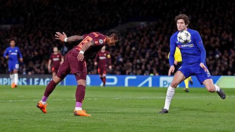 Mot so hinh anh dang chu y tran dau Chelsea vs Barca dem qua  hinh anh 3