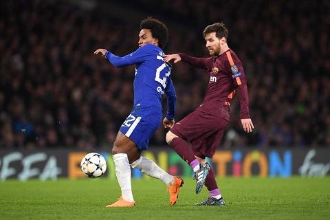 Chelsea 1-1 Barca
