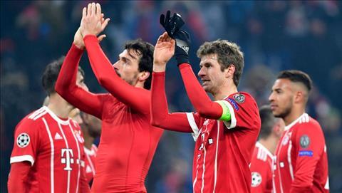 Nhung thong ke an tuong tran Bayern Munich 5-0 Besiktas hinh anh