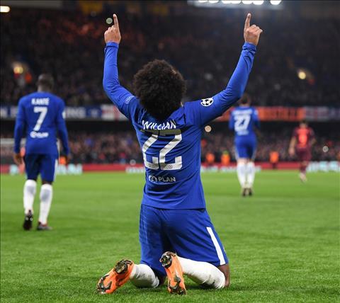 Willian mo ti so cho Chelsea truoc Barca