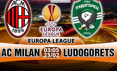 Nhan dinh AC Milan vs Ludogorets 03h05 ngay 232 (Europa League 201718) hinh anh