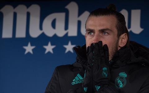 Chan nan vi phai ngoi du bi, Bale roi Real o He 2018 hinh anh