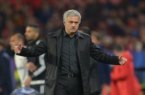 Hoa bac nhuoc, Mourinho van tu hao vi giu sach luoi hinh anh