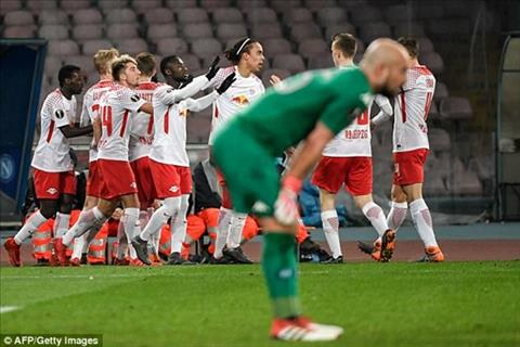 Nhan dinh Leipzig vs Napoli 1h00 ngay 232 (Europa League 201718) hinh anh