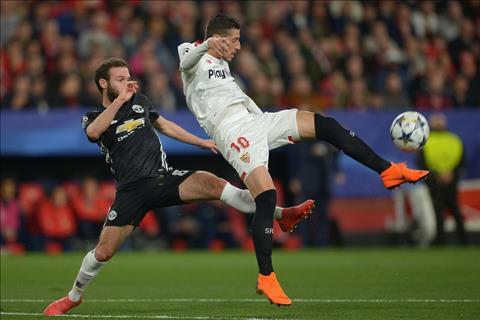 Sevilla 0-0 MU Ung vien vo dich Champions League la day sao hinh anh
