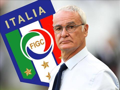 Claudio Ranieri san sang dan dat DT Y