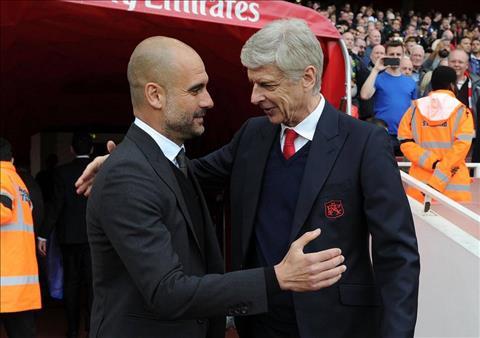 Wenger Arsenal khong can bao ve nhu Man City hinh anh