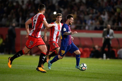 Barca vs Girona (2h45 ngay 252) Derby Catalonia hay derby cua Pep hinh anh 2