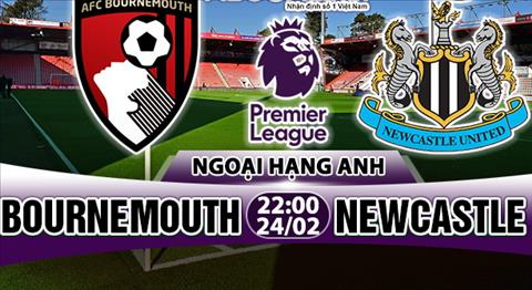 Nhan dinh Bournemouth vs Newcastle 22h00 ngay 242 (Premier League) hinh anh