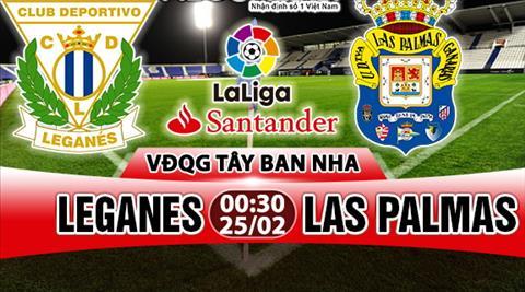 Nhan dinh Leganes vs Las Palmas 00h30 ngay 252 (La Liga 201718) hinh anh