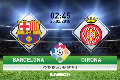 Barca vs Girona (2h45 ngay 252) Derby Catalonia hay derby cua Pep hinh anh