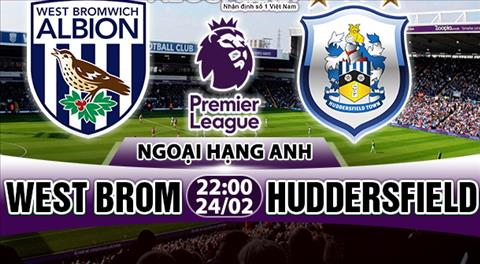 Nhan dinh West Brom vs Huddersfield 22h00 ngay 242 (Premier League) hinh anh