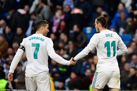 Cristiano Ronaldo tro lai Loi khang dinh cua nha vua hinh anh 2