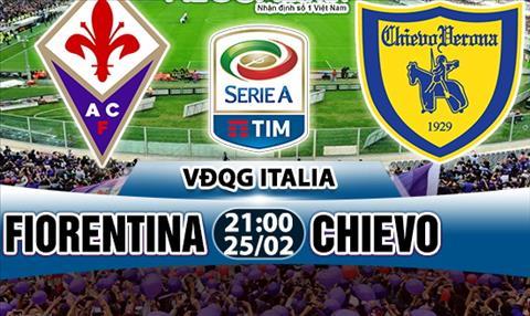 Nhan dinh Fiorentina vs Chievo 21h00 ngay 252 (Serie A 201718) hinh anh