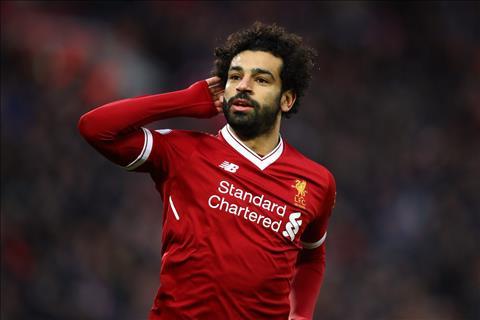 Liverpool 4-1 West Ham Vinh danh tien dao Mohamed Salah hinh anh