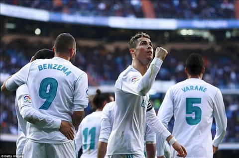 Real Madrid vs Getafe (02h45 ngay 43) Toan tinh cua Los Blancos hinh anh